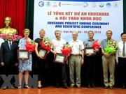 Améliorer la formation post-universitaire en biomédecine au Vietnam