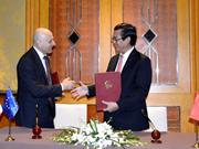 Le Vietnam et l'Italie signent une coopération en matière d'éducation pour la période 2019-2022