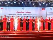 Ba Ria-Vung Tau : Inauguration du Centre logistique Vina Japan Shirogane Logistics