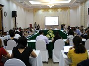 Colloque sur la pollution plastique au Vietnam