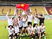 Iintégration des Vietnamiens à travers le tournoi de football du Sénat tchèque 2019