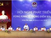Le PM Nguyen Xuan Phuc à la conférence sur le développement de la région économique clé du Nord