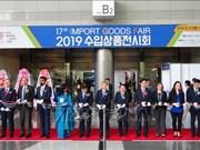 Les entreprises vietnamiennes participent à la foire des importations 2019 à Séoul