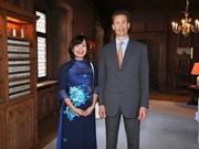 Le prince héritier du Liechtenstein salue le rôle croissant du Vietnam