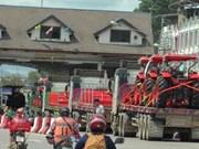 Thaïlande : le commerce transfrontalier continue de progresser en cinq mois