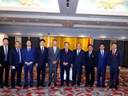 Le PM Nguyen Xuan Phuc reçoit les dirigeants de grands groupes japonais