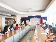 Ouverture de la classe d'été de langue vietnamienne 2019 en République tchèque