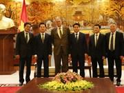 Promouvoir la coopération entre Hanoi et l'Allemagne