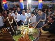 Ouverture du festival international du tourisme, de la culture et de la gastronomie de Nghe An