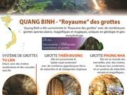 "QUANG BINH - ""Royaume"" des grottes"