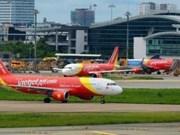 Vietjet Air offre 1,5 million de billets au prix à partir de 0 dông