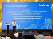 Da Nang et Facebook s'unissent pour lutter contre les catastrophes naturelles