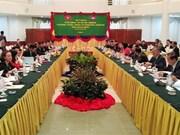 Réunion des hauts fonctionnaires Vietnam-Cambodge à Phnom Penh