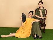 Kieu Loan-Do My Linh fait la promotion de la culture du thé et de la soie du Vietnam