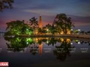 La pagode Trân Quôc, un site touristique spirituel de Hanoï