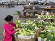 Les exportations vietnamiennes de fruits et légumes vers les Etats-Unis reviennent normales