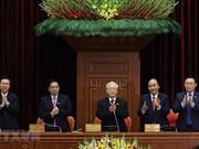 Nguyen Phu Trong réélu Secrétaire général du Comité central du Parti