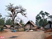 Village de M'Lieng - lieu de conservation de la culture du peuple M'nong