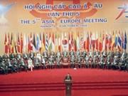 Le Vietnam est un membre actif, dynamique et responsable de l'ASEM