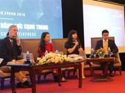 Forum sur l'intégration économique internationale à Ho Chi Minh-Ville