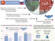 Développement du partenariat stratégique intégral Vietnam-Russie