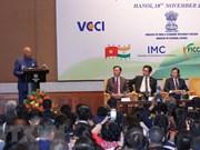 Forum d'affaires Vietnam-Inde à Hanoï