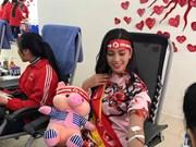 Don du sang : le programme « Dimanche rouge » à Hanoï