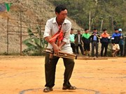 Le khèn des Mong
