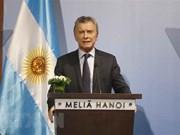 Le Vietnam est un partenaire important de l'Argentine