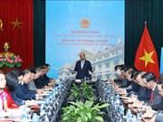 Le PM examine les préparatifs du 2e Sommet Etats-Unis - RPDC