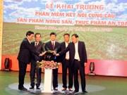 Thanh Hoa met en ligne un site web pour la sécurité sanitaire des aliments