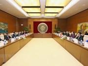 Renforcement de la coopération entre les Assemblées nationales Vietnam-Laos