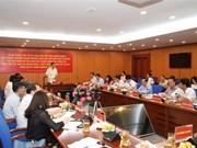 Renforcement des efforts contre la corruption dans le secteur des finances