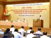 Réforme administrative : Quang Ninh et la BEV en tête du classement PAR INDEX 2018