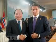 Développement des relations entre le Vietnam et l'Italie