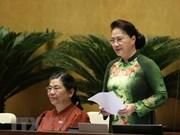 Poursuite des séances d'interpellation de l'Assemblée nationale