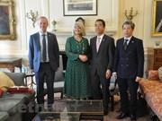 Dialogue stratégique Vietnam – Royaume-Uni