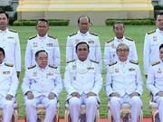 La Thaïlande cherche à promouvoir ses exportations