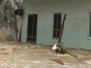 La tempête Wipha cause des dégâts dans plusieurs localités