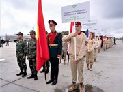 Le Vietnam participe aux « International Army Games » 2019 en Russie