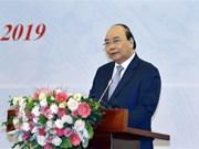 Le PM assiste à une conférence sur la productivité du travail nationale