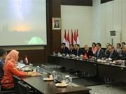 Ho Chi Minh-Ville intensifie sa coopération avec l'Indonésie