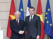 Des jalons remarquables des 47 ans des relations Vietnam-France