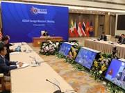 ASEAN 2020: les ministres des Affaires étrangères se réunissent avant le 37e Sommet
