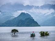 Les grands potentiels du tourisme communautaire au lac de Hoa Binh (Nord)