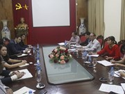 L'Assurance sociale du Vietnam travaille avec des experts de la Banque mondiale