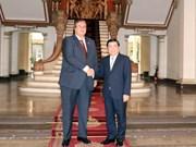 Hô Chi Minh-Ville et la Hongrie renforcent leur coopération économique