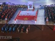 Ouverture du 8e Festival national des sports à Hanoï