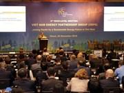 Réunion d'experts internationaux pour le développement énergétique durable au Vietnam