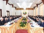 Le Laos et le Cambodge renforcent leur coopération